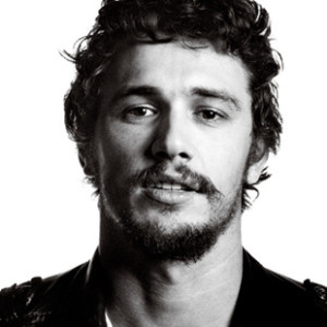 James Franco on the cover of Man of the World, Issue 2 Spring 2013