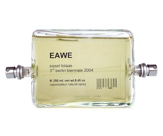 Eawe by Sissel Tolaas, commissioned by the